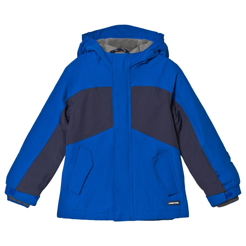 Lands' End Squall® Jacka Vibrant Sapphire 4 years
