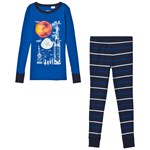 Lands' End Glow-in-the-Dark Pyjamas Space Rocket