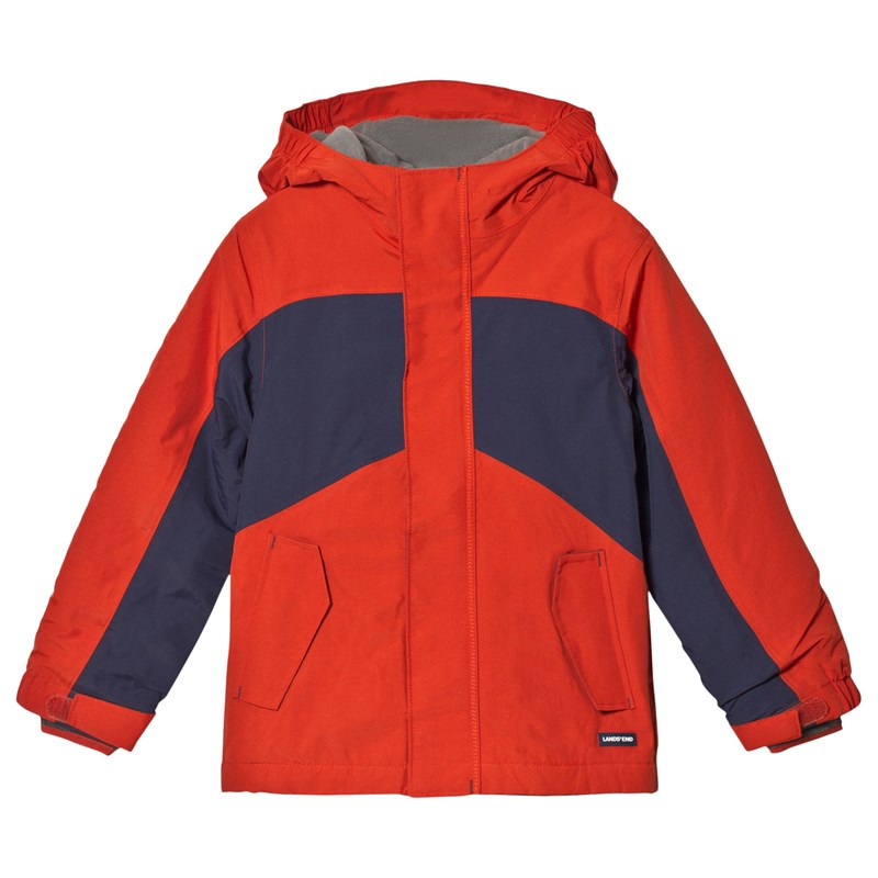 Lands' End Squall® Jacka Canyon Orange 12-13 years