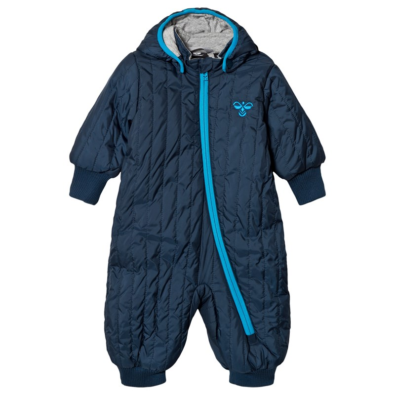 Hummel Chano Overall Blue Wing Teal 80 cm (9-12 mån)