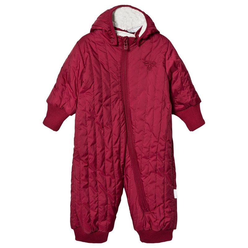 Hummel Sola Overall Rumba Red 62 cm (2-4 mån)