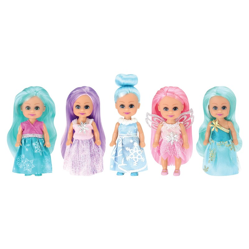 Sparkle Girlz 5-Pack Little Friends Collection 3+ years