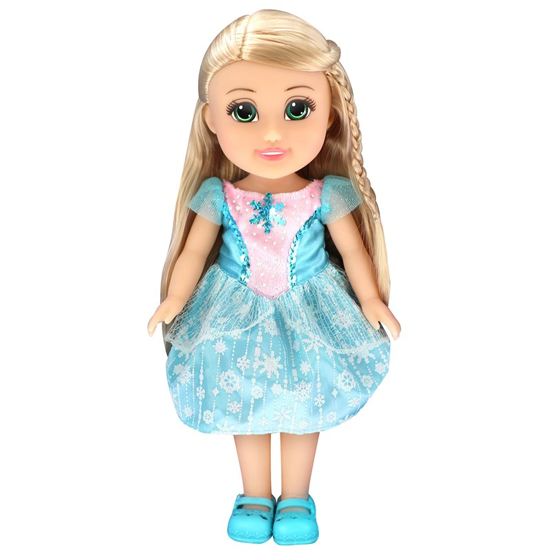 Sparkle Girlz Sparkle Tots Vinter Princessdocka 33 cm 3+ years