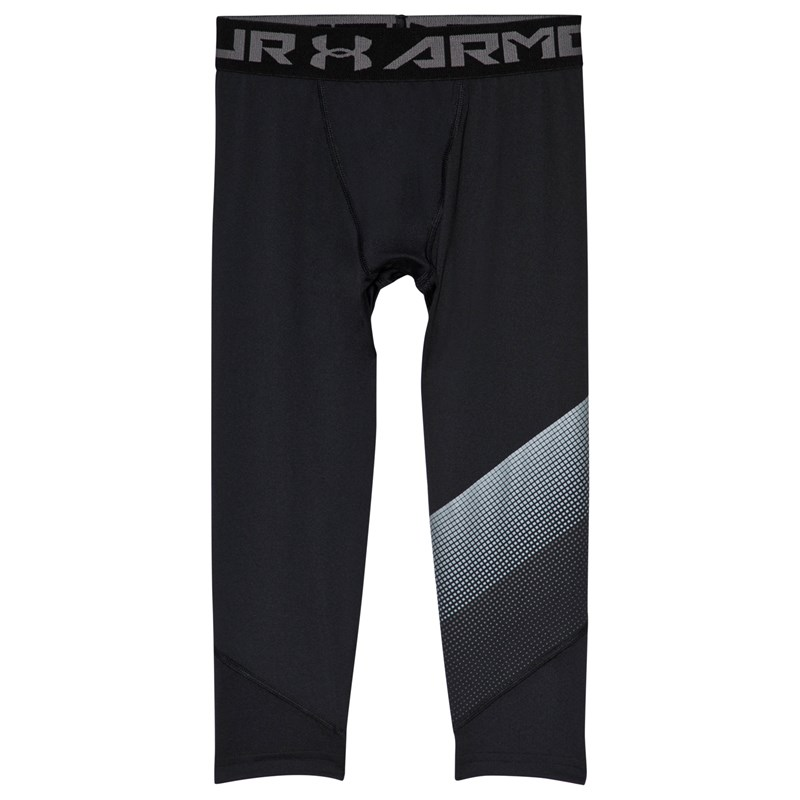 Under Armour Leggings Svarte/Grå L (14 years)