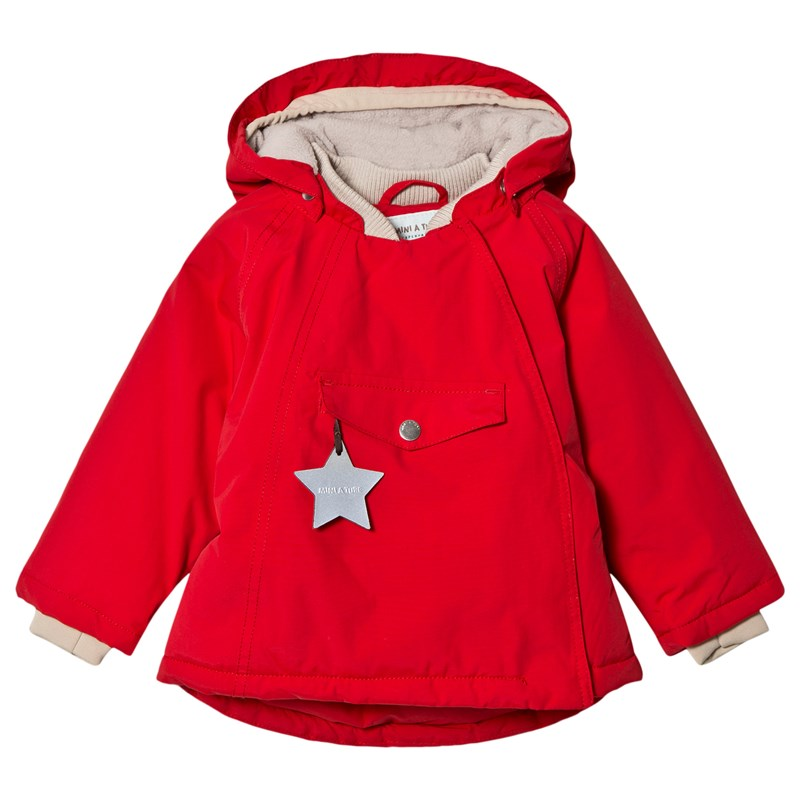Mini A Ture Wang Jacka Chinese Red 86 cm (1-15 år)