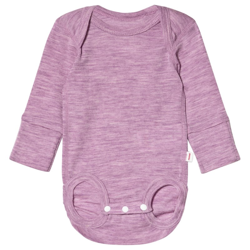 Reima Baby Body Utu Heather Pink 62/68 cm