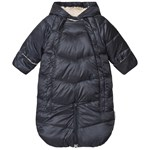 Mini A Ture Yoko Baby Overall Sky Captain Blue