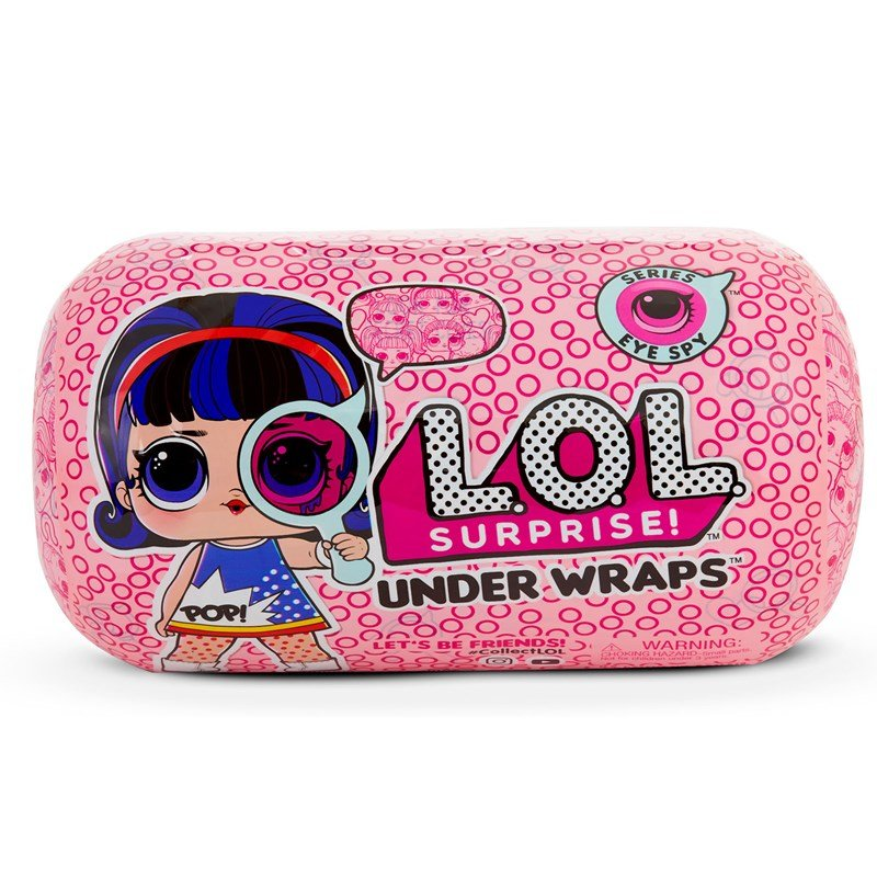 L.O.L Under Wraps Docka 5 - 9 years