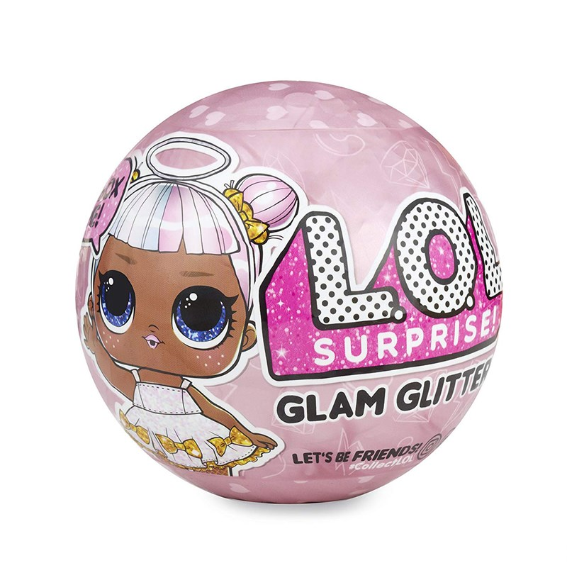 L.O.L Surprise Dolls Glam Glitter 5 – 9 years