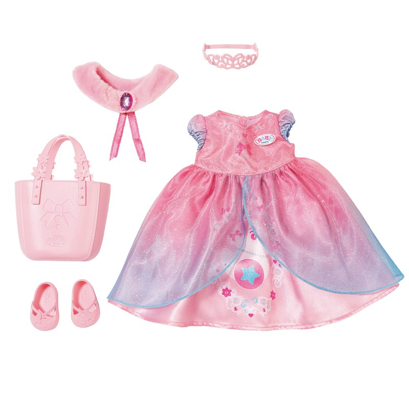 Baby Born Boutique Deluxe Shopping Princess 3 – 8 years
