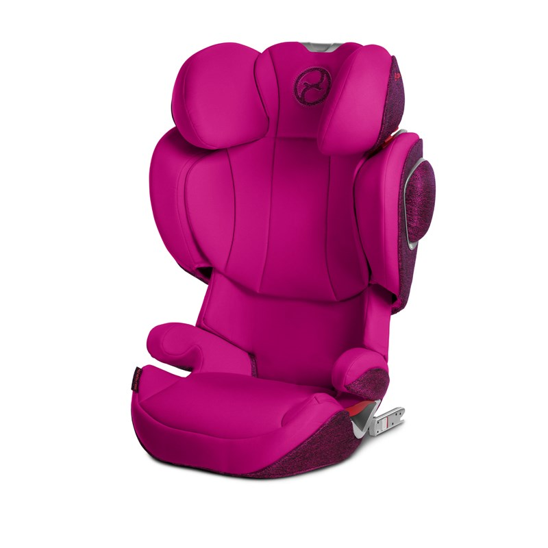 Cybex Solution Z-Fix Barnstol Passion Pink 2018 One Size