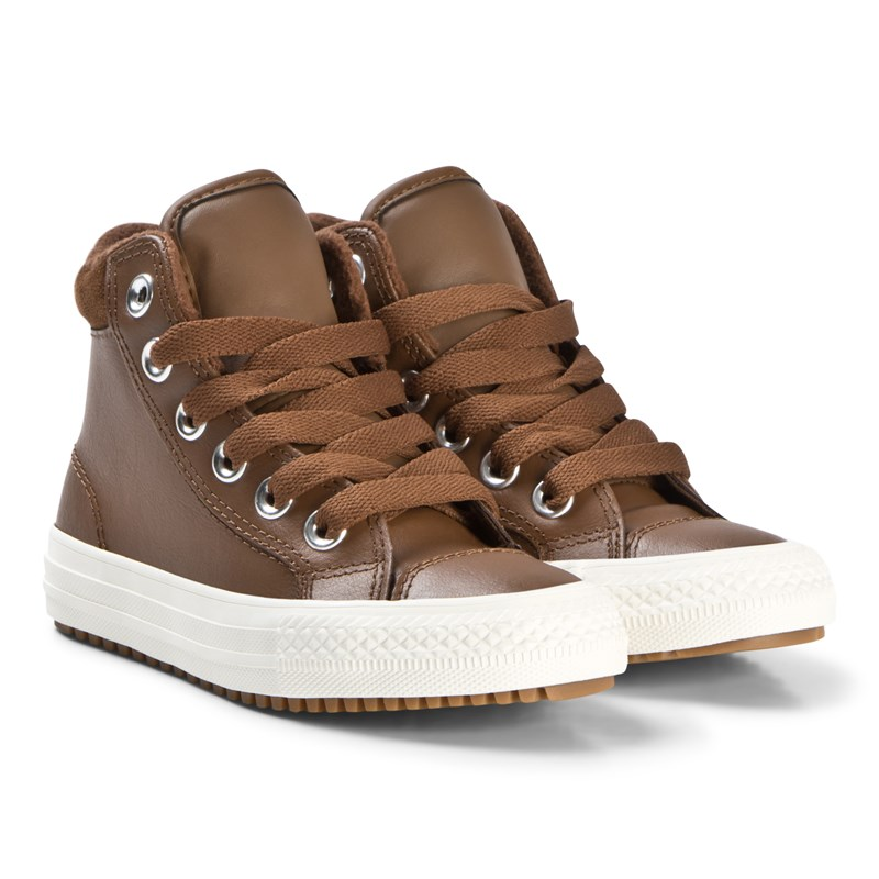 Converse Brown Chuck Taylor All Star PC Infants Boot 34 (UK 2)