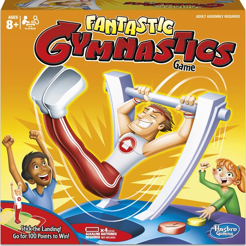 Hasbro FamiljespelFantastic Gymnastics Game SE/FI 8+ years