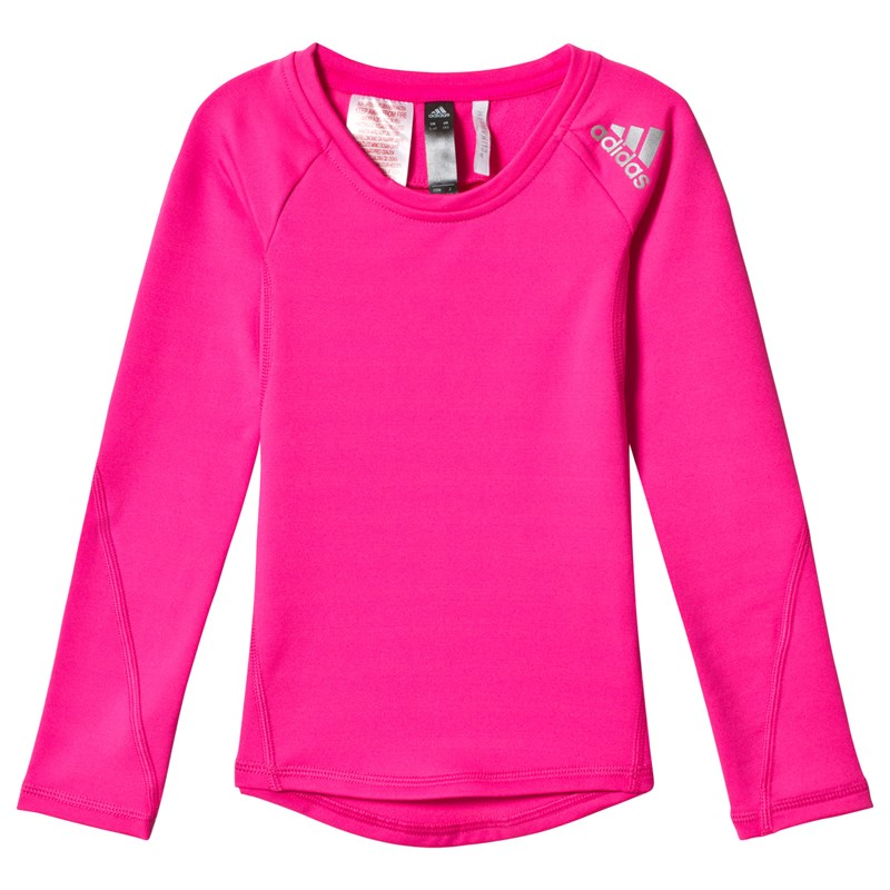 adidas Performance Alphaskin Sport T-shirt Rosa 13-14 years (164 cm)