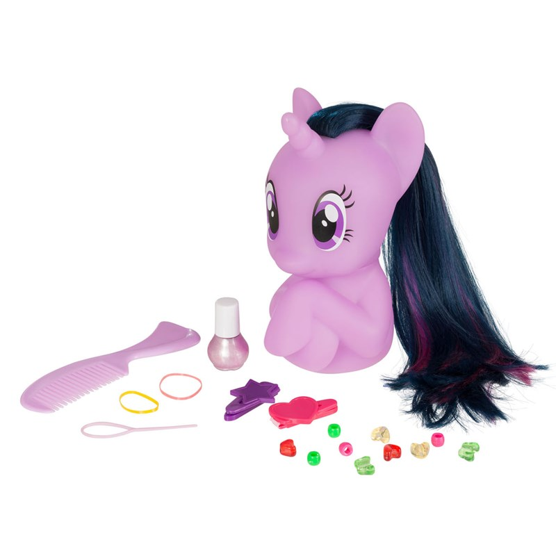 My Little Pony Styling Head Twilight Sparkle 3 - 10 years