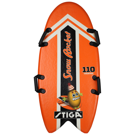 STIGA Snow Rocket 110 - Twintail Orange