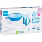 MAM Matningsset Feeding Set Blue