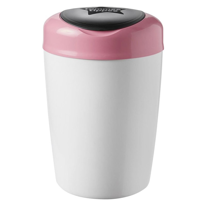 Tommee Tippee Simplee Sangenic Pail Pink