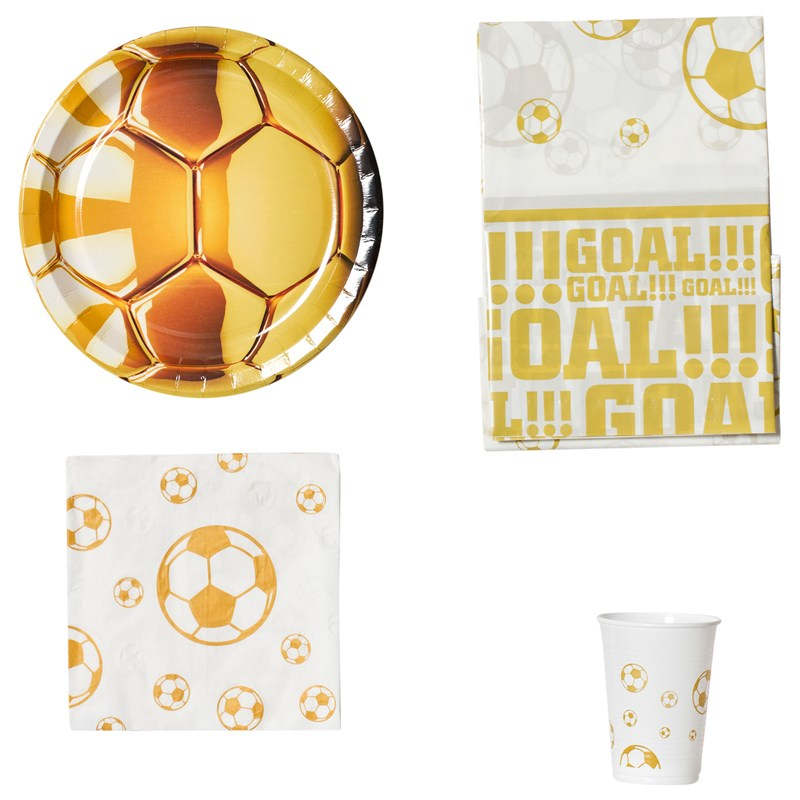 Fodbold Party Pack
