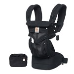Ergobaby Omni 360 Cool Air Bärsele Onyx Black