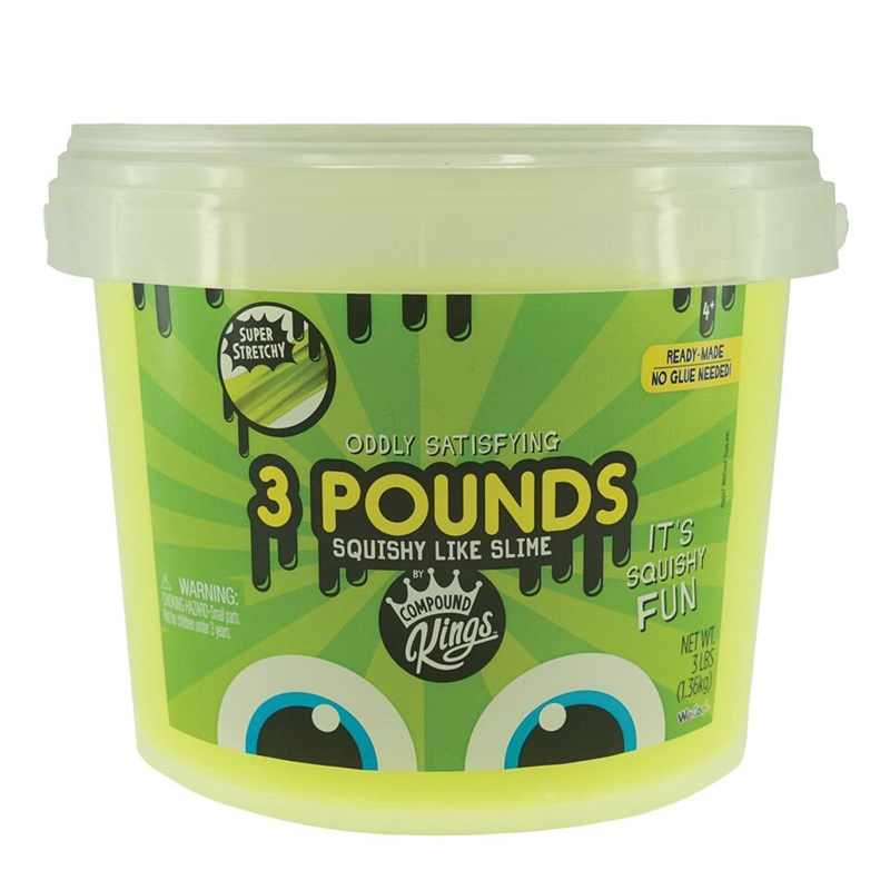 Compound King Slime Bucket 136 kg 3+ years