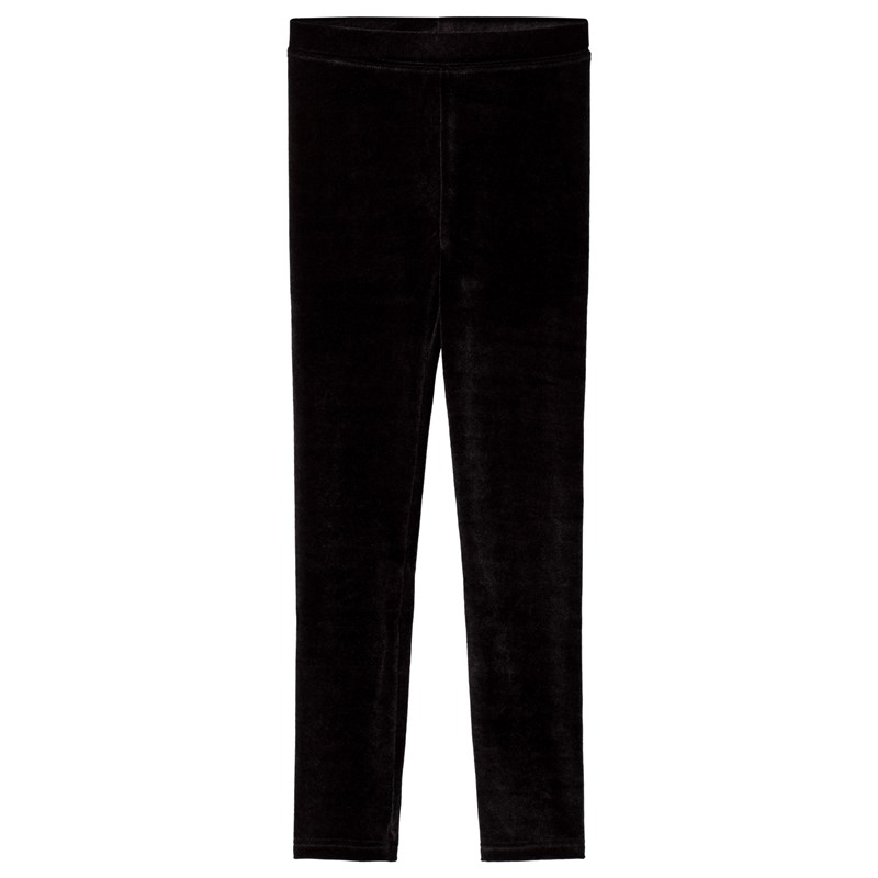 Max Collection Sammets Leggings Svart 110-116 Max Collection ... 094ddd7ea0cae