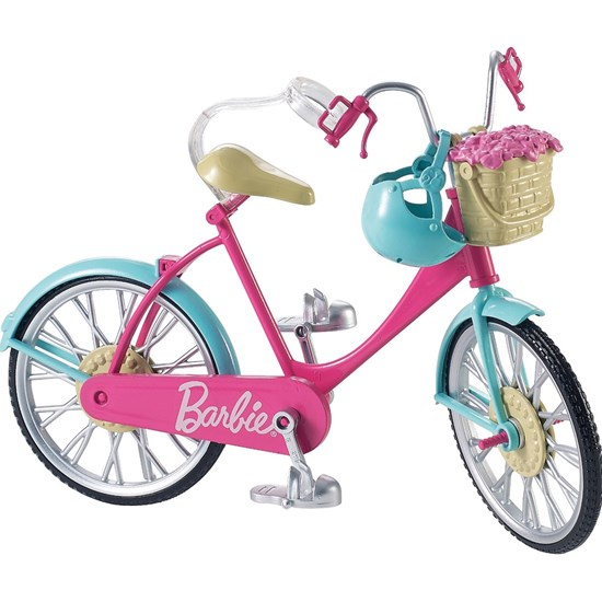 Barbie Bike with Accessories