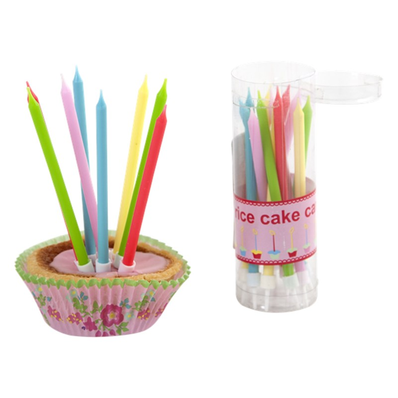 Rice Cake Candles Pack of 20 pcs OneSize
