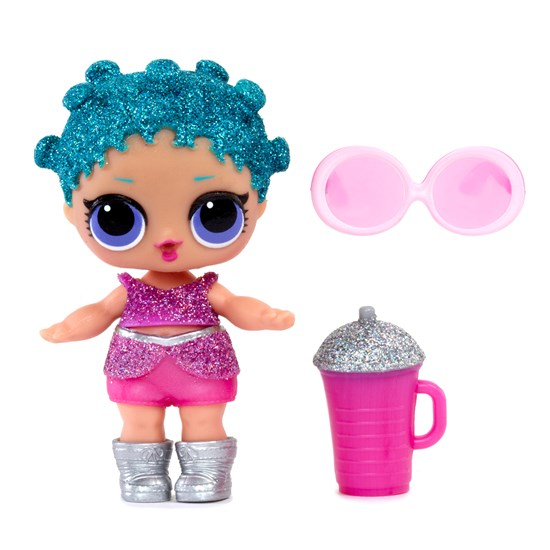 L.O.L Surprise Tots Boll Glitter Series