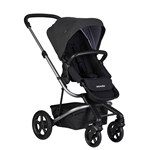Easywalker Harvey² Barnvagn Night Black Platinum Edition