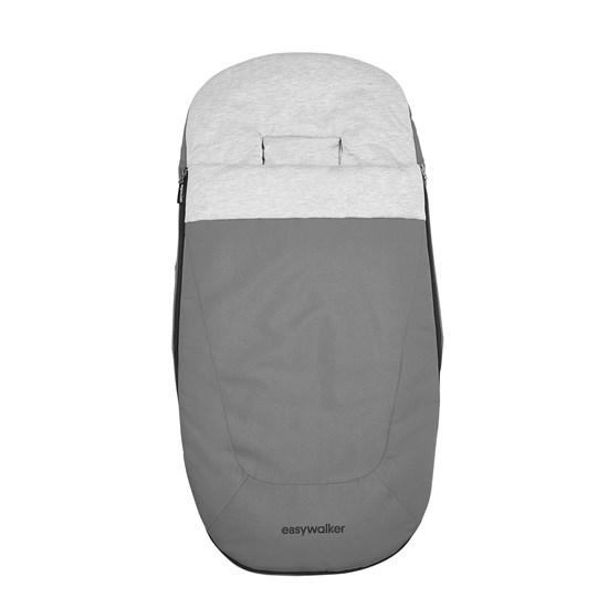 Easywalker Footmuff Stone Grey