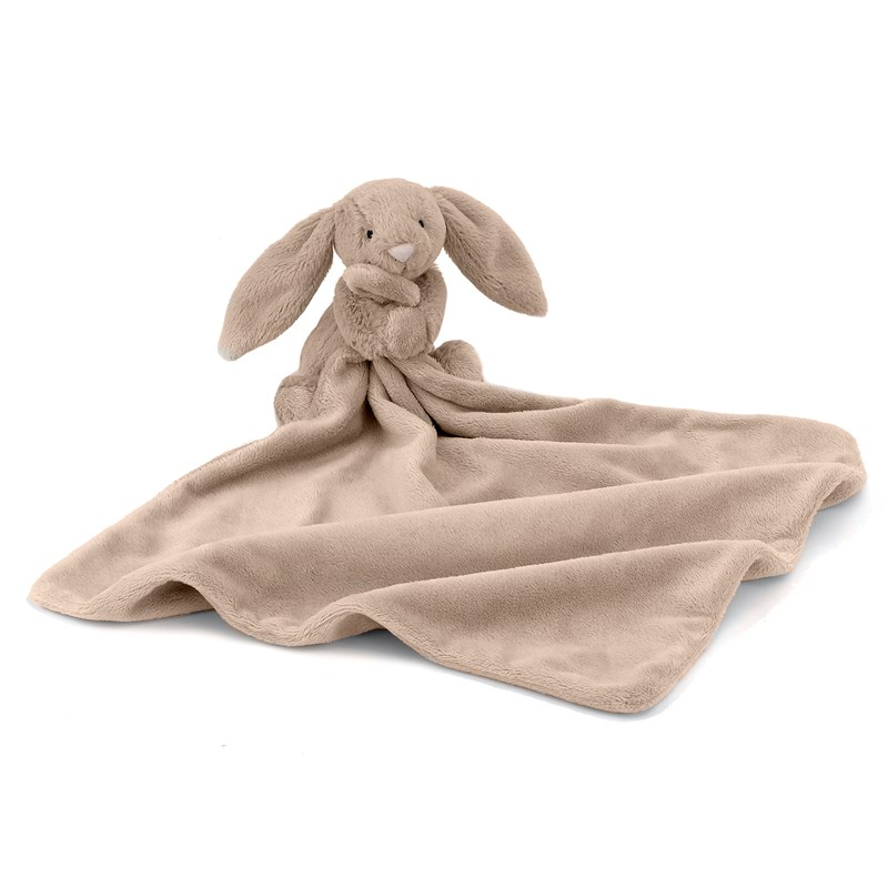 Jellycat Bashful Beige Bunny Soother OneSize