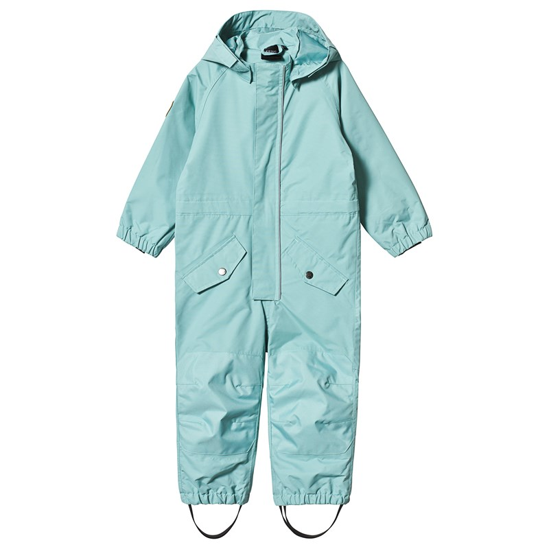 Kuling Bristol Skaloverall Charmy Turquoise 104 cm