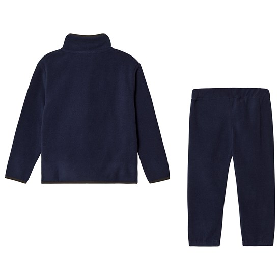 Kuling Northpole Fleece Set Classic Navy