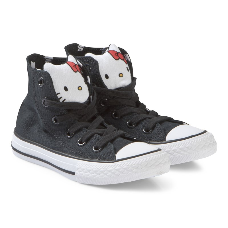 ConverseHello Kitty Chuck Taylor Hi Tops Svart36 (UK 3.5)