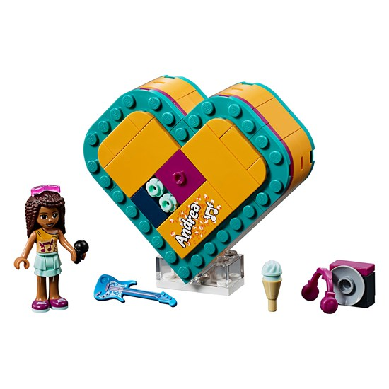 LEGO Friends 41354 LEGO® Friends Andreas Hjärtask