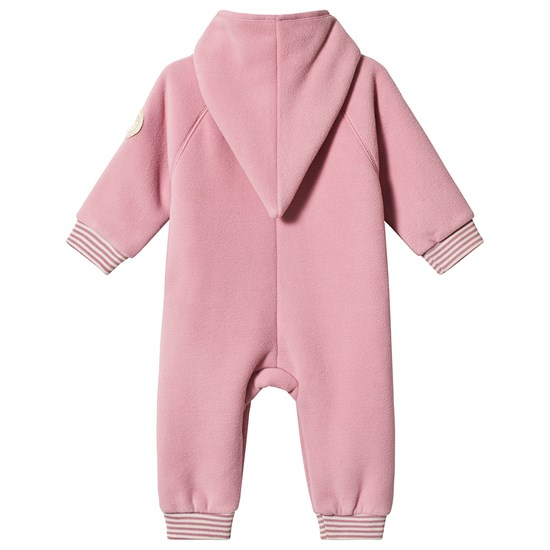 Mini A Ture Adel Onesie Lilas Rose