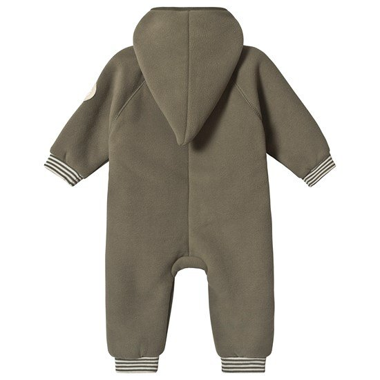 Mini A Ture Adel Onesie Deep Green