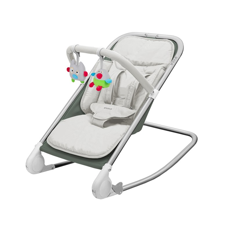 Inovi Babysitter Alu Light Olive One Size