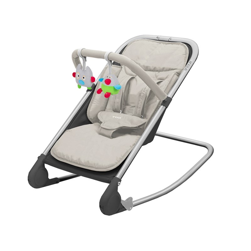Inovi Babysitter Alu Light Sand One Size