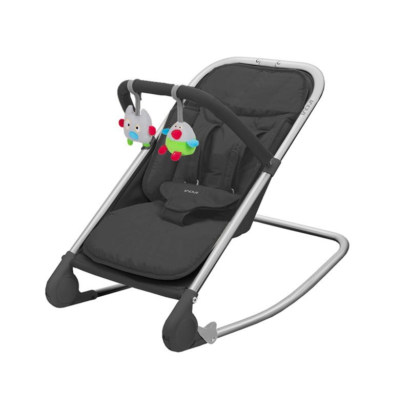 Inovi Babysitter Alu Light Svart One Size