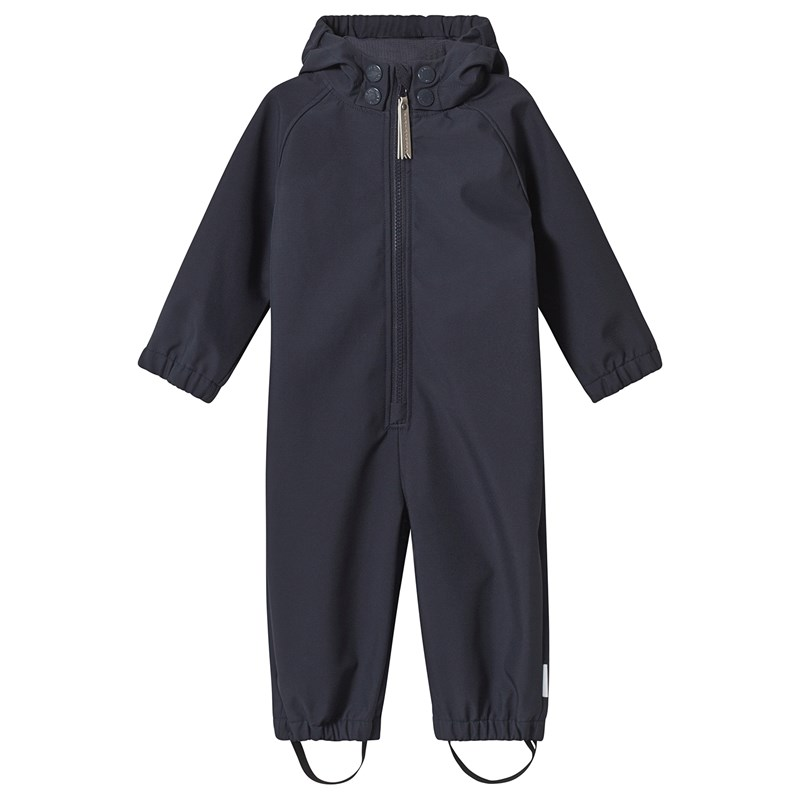 Mini A Ture Arno Overall Blue Nights 2y/92cm