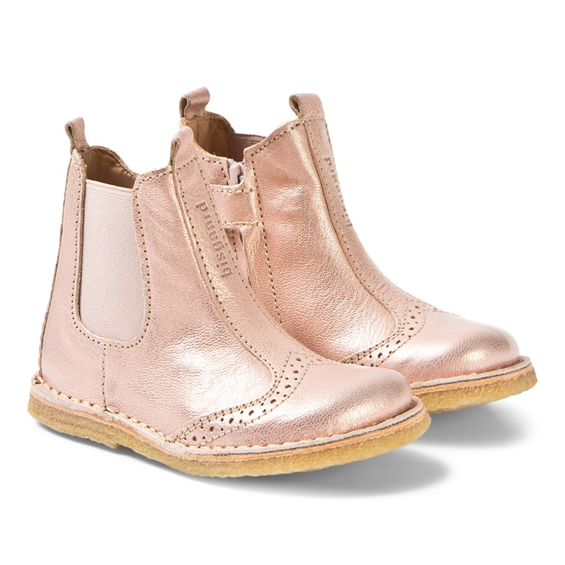 Bisgaard Saappaat Rose Gold