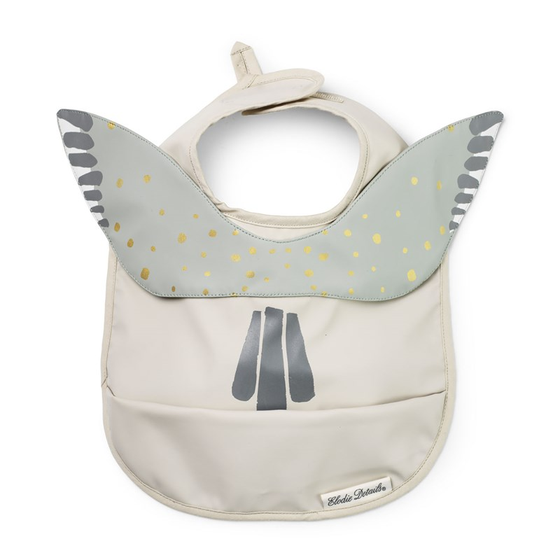 Elodie Details Ruokalappu Watercolor Wings One Size