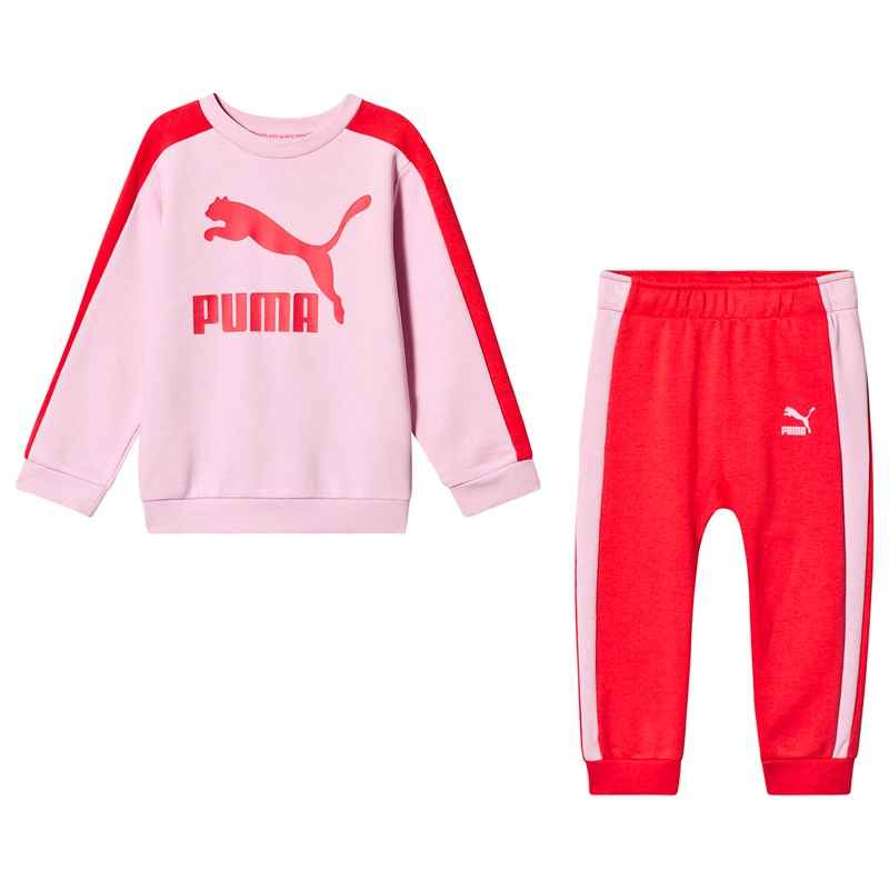 Pink Sweater & Pink Joggers Set2-3 years