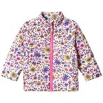 Lands' End Floral Illustrated Jacka Rosa