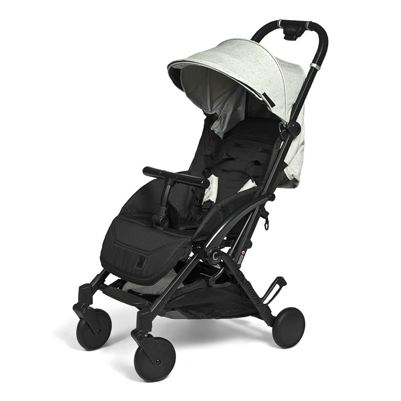 Carena Kobbe Trend Resevagn Cliff Grey One Size