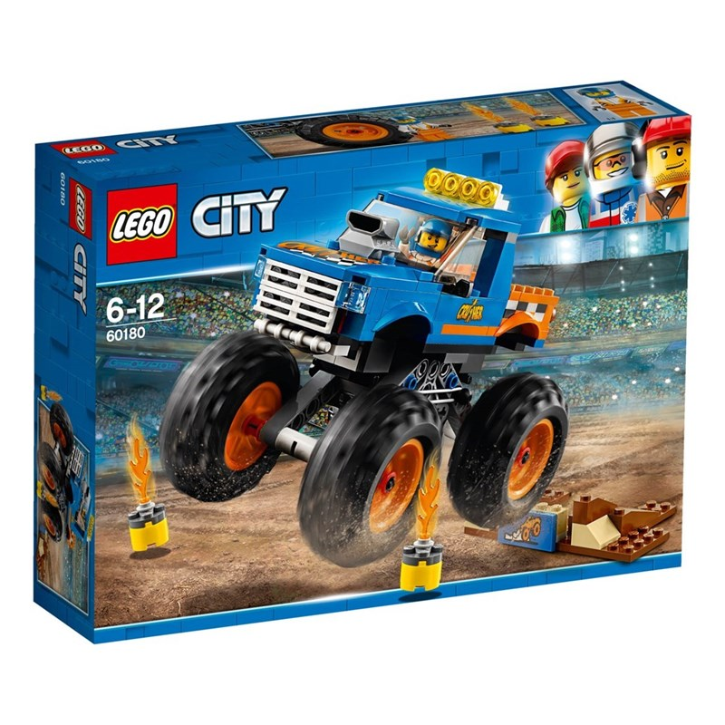 LEGO City 60180 LEGO® City Monster Truck One Size