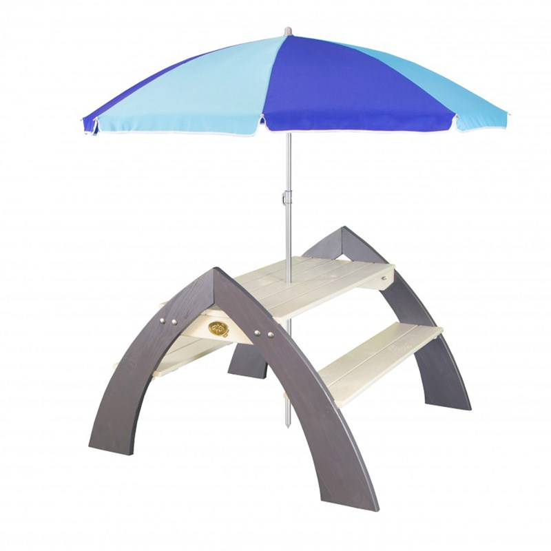 Axi Kylo XL Picnic Table including parasol 3+ years