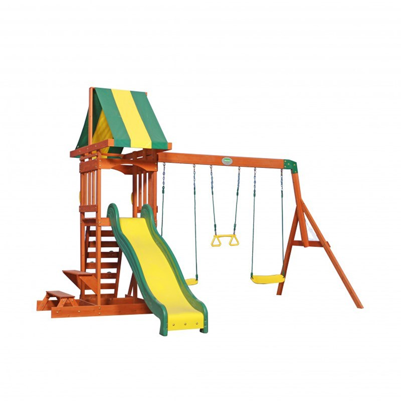 Backyard Discovery Sunnydale Play Tower including swings 3+ years
